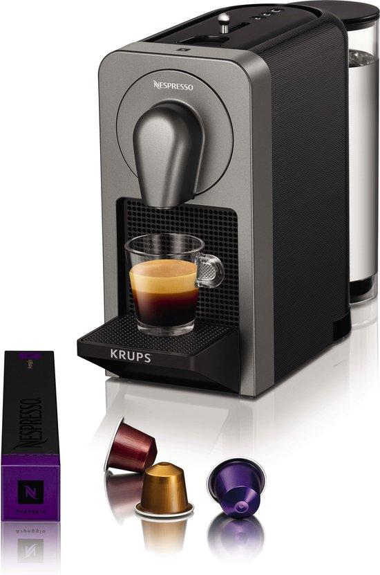Krups Nespresso Prodigio XN410T Koffiecupmachine
