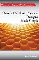 Oracle Database System Design