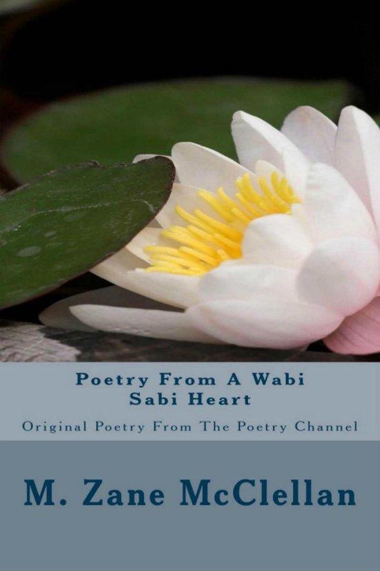 Omslag van Poetry from a Wabi Sabi Heart