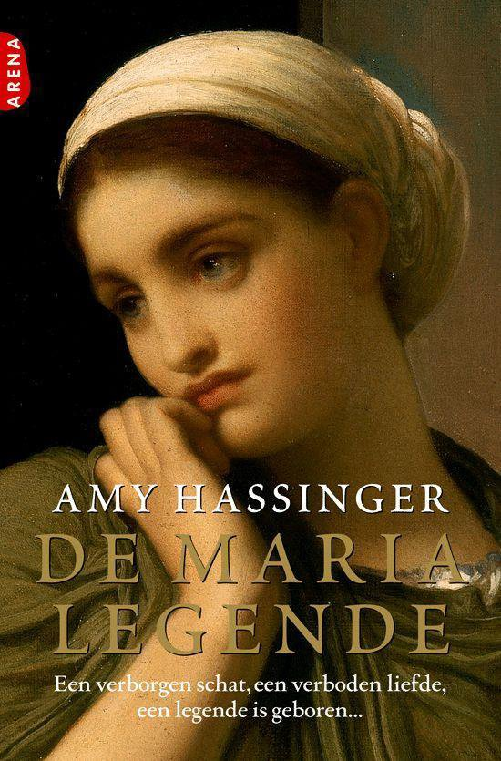 De Marialegende - Amy Hassinger |