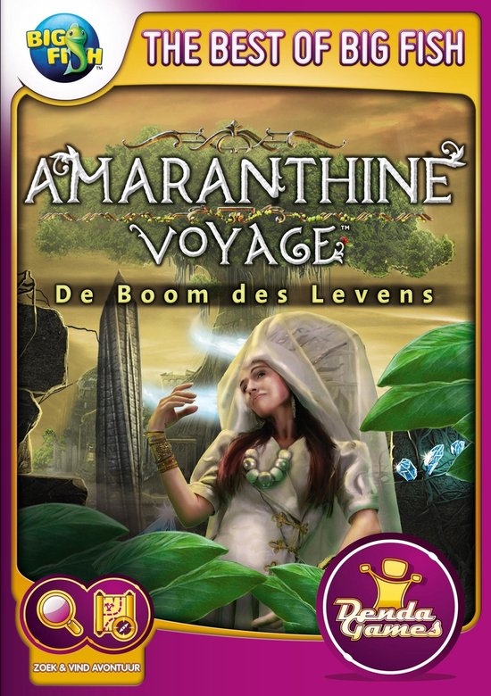 The Best of Big Fish: Amaranthine Voyage, De Boom des Levens - Windows