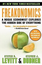 Freakonomics (New Edn)