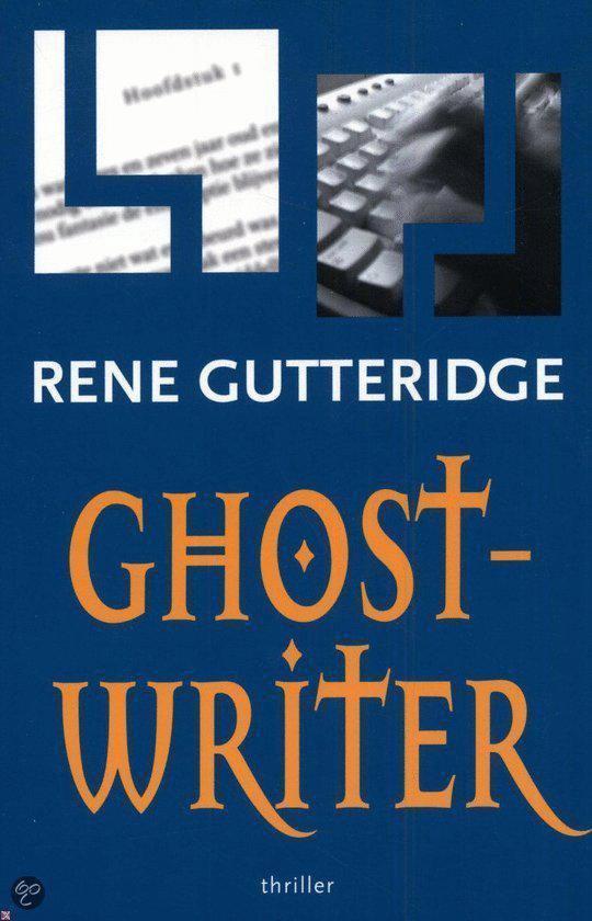 Ghostwriter - Rene Gutteridge |