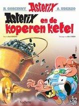 Boek cover Asterix 13. Asterix en de koperen ketel van Albert Uderzo
