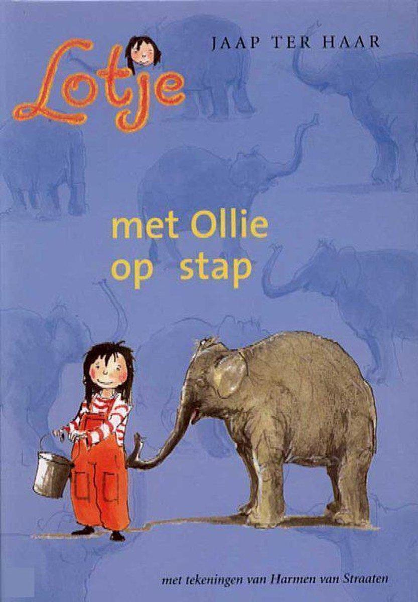 Lotje Met Ollie Op Stap