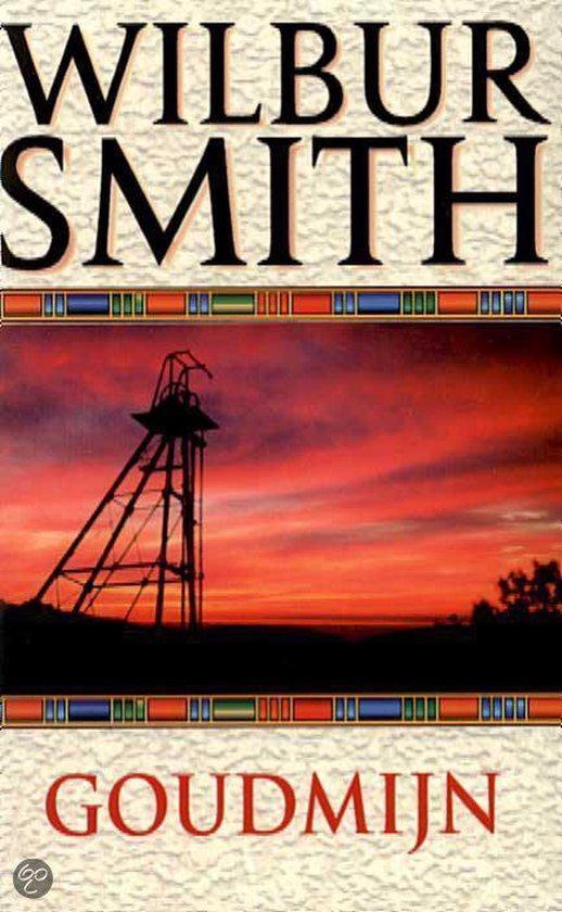 Goudmijn - Wilbur Smith pdf epub