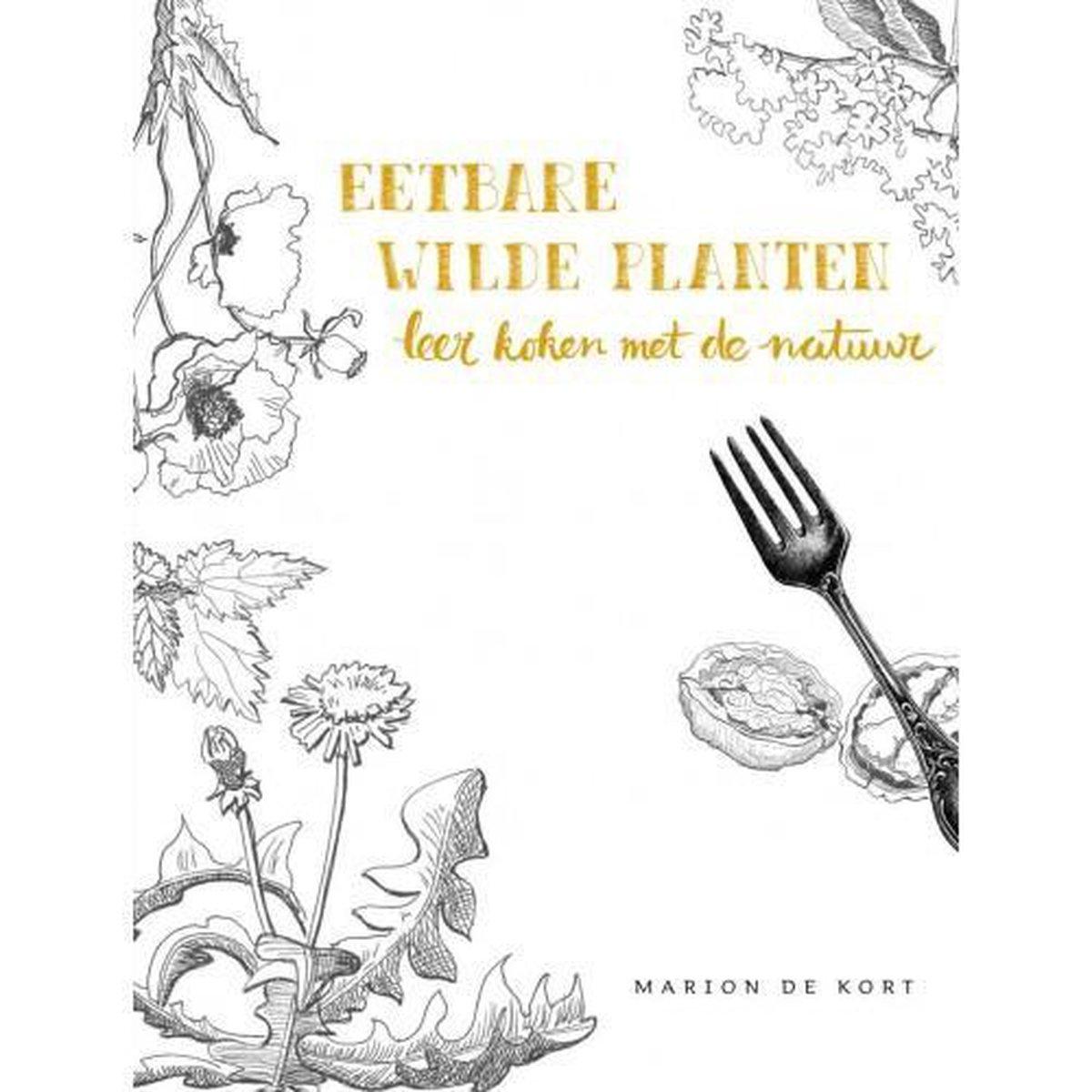 Eetbare wilde planten - leer koken met de natuur