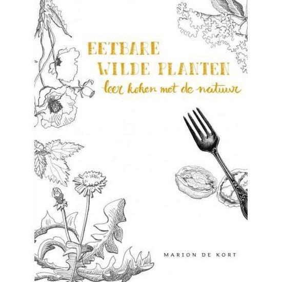 Eetbare wilde planten - Marion de Kort | Fthsonline.com