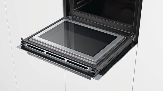 Siemens HM676G0S6 - iQ700 - Combi oven  - HomeConnect