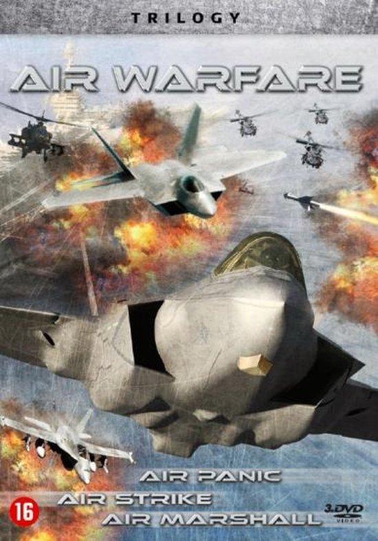 Cover van de film 'Air Warfare Trilogy'