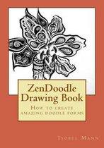 Zendoodle Drawing Book