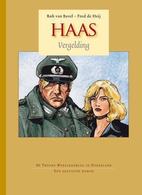 Haas hc04. vergelding dossiereditie - Rob van Bavel |