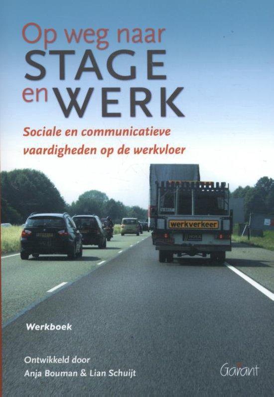 Op weg naar stage en werk - Anja Bouman | Readingchampions.org.uk