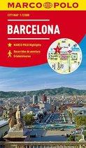 MARCO POLO City map Barcelona