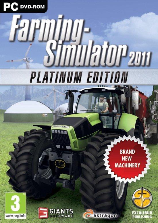 Farming Simulator 2011 – Platinum Edition