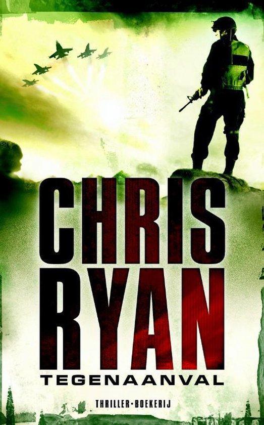 Tegenaanval - Chris Ryan  