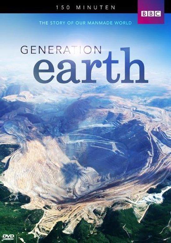 Cover van de film 'Generation Earth'