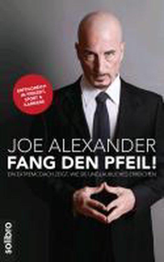 Boek cover Fang den Pfeil van Joe Alexander (Paperback)