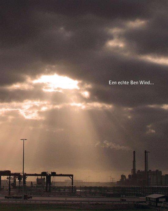 Cover van het boek 'Een echte Ben Wind'