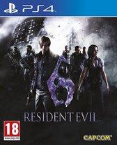 Capcom Resident Evil 6 HD Remake video-game PlayStation 4 Basis