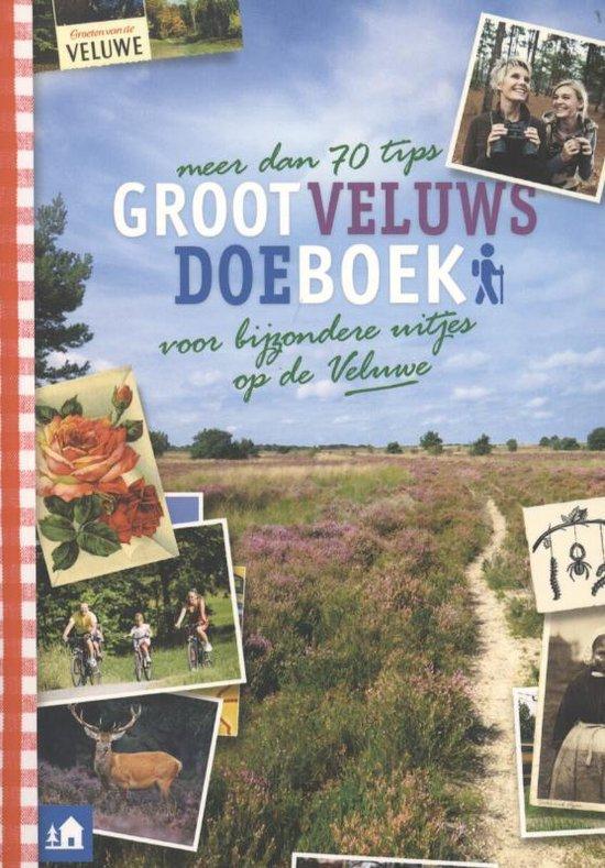 Regio-Boek - Groot Veluws doeboek - Peter Jan Vermeij |
