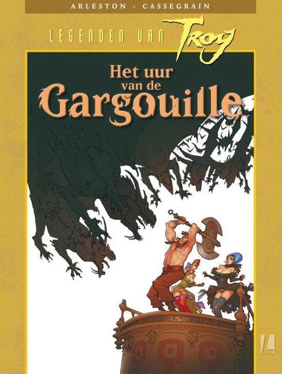 Legenden van Troy - Het uur van de Gargouille - Cassegrain |