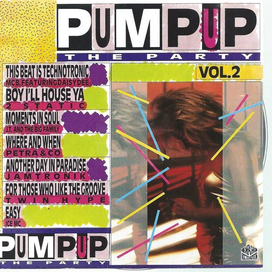 Pump Up The Party Vol. 2