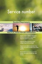 Service Number