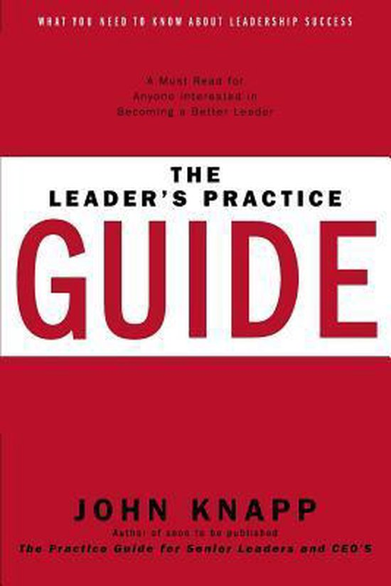The Leader's Practice Guide