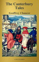 The Canterbury Tales (Best Navigation, Free AudioBook) ( A to Z Classics)