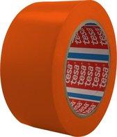 Vloermarkeringstape 5cm (Oranje)