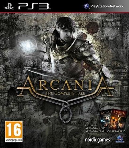 ArcaniA: The Complete Tale - Nordic Games