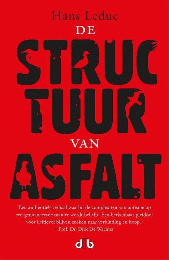 De structuur van asfalt - Hans Leduc |