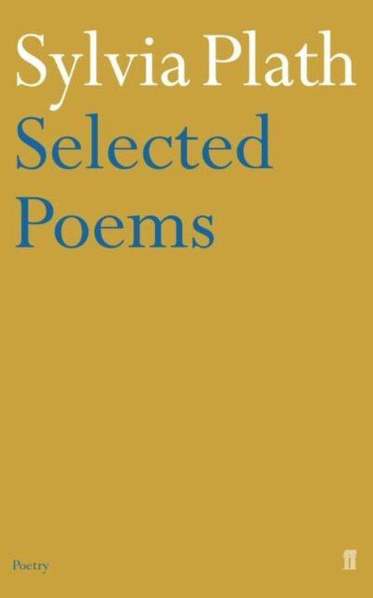 Boek cover Selected Poems of Sylvia Plath van Sylvia Plath (Paperback)