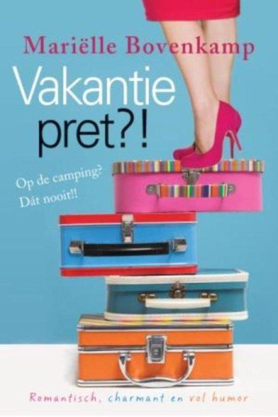 Vakantiepret - Marielle Bovenkamp |