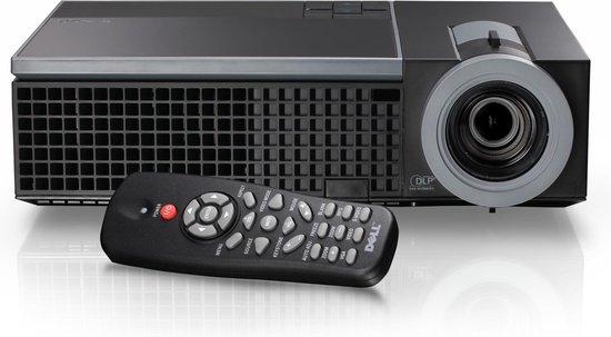 bol.com | DELL 1510X DLP-Projector 3000ANSI XGA(1024x768) 2100:1 2.36kg screen size:3