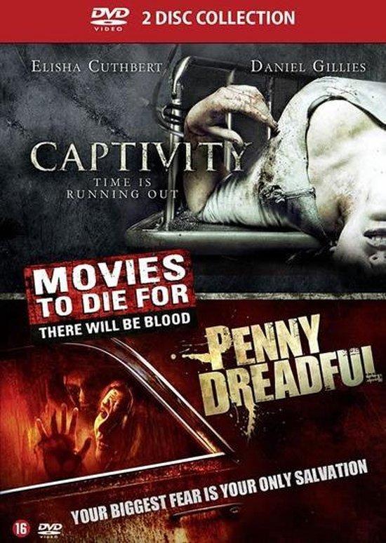 Cover van de film 'Captivity/Penny Dreadful'