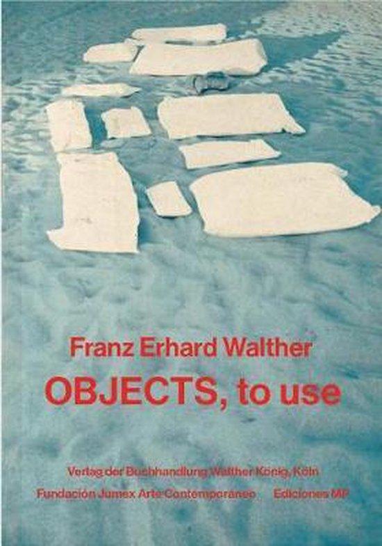 Boek cover Franz Erhard Walther van Peter Weibel (Paperback)