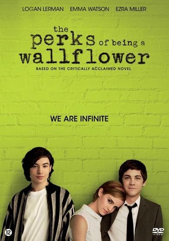 Cover van de film 'Perks Of Being A Wallfl..'