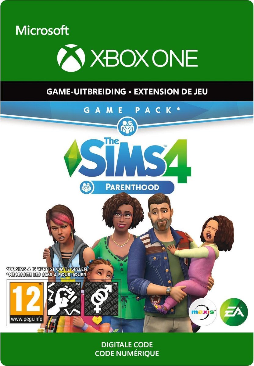 The Sims 4: Parenthood - Add-on - Xbox One - Electronic Arts