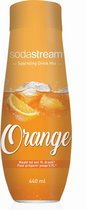 SodaStream siroop Classic Orange - 440ml