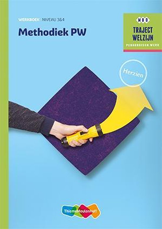 Methodiek PW niveau 3/4 herzien Werkboek - none |