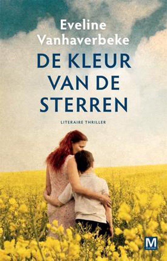 De kleur van de sterren - Eveline Vanhaverbeke  