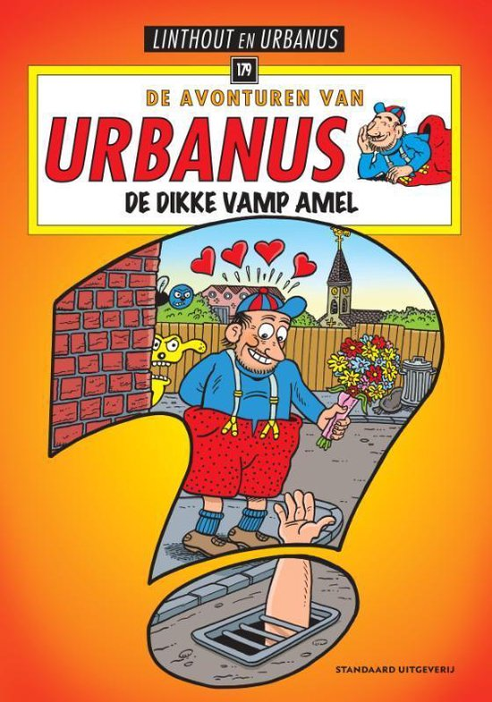 Urbanus 179. de dikke vamp amé - Willy Linthout pdf epub