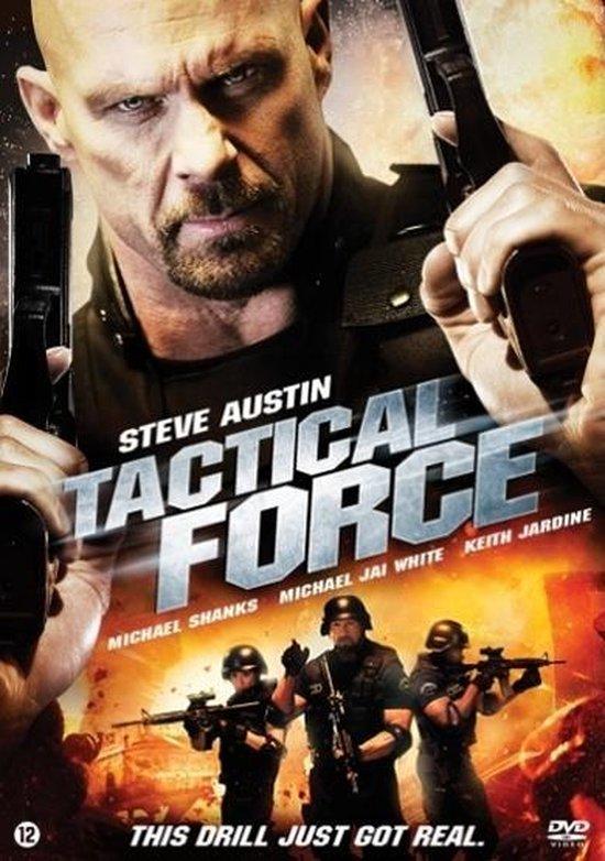Cover van de film 'Tactical Force'