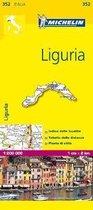 Liguria - Michelin Local Map 352