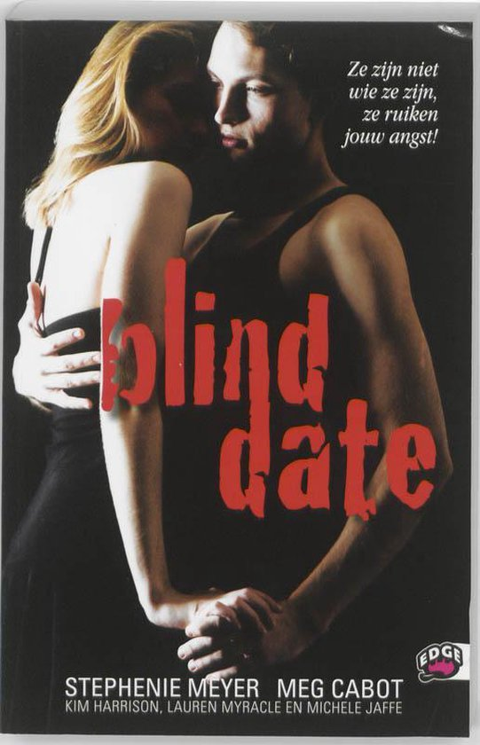 Edge - Blind date - Stephenie Meyer pdf epub