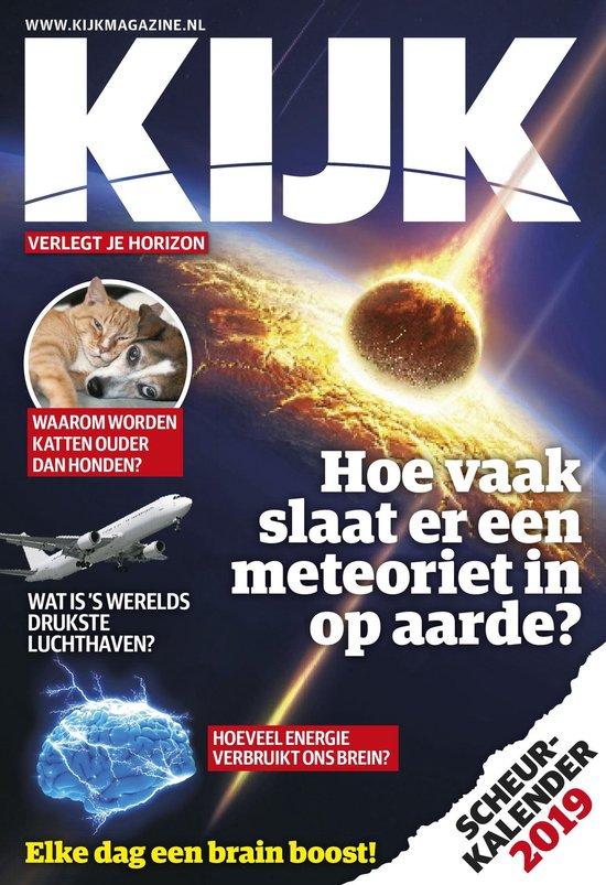 KIJK Scheurkalender 2019 - New Skool Exploitatie B.V.