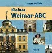 Boek cover Kleines Weimar-ABC van Helfricht, Jürgen