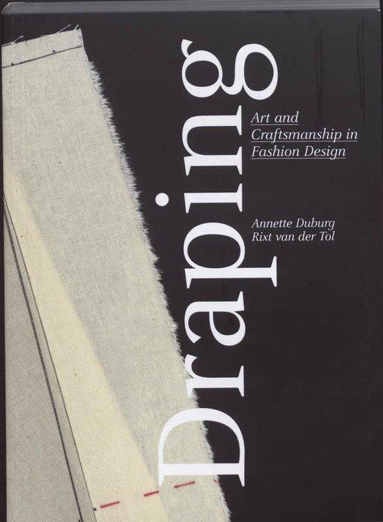 Cover van het boek 'Draping'